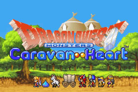 Dragon Quest Monsters: Caravan Heart [GBA]